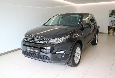 Land Rover DISCOVERY SPORT PURE TD4 2,0D 150PS AUT bei fahrzeuge.strauss.landrover-vertragspartner.at in