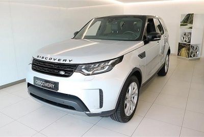 Land Rover DISCOVERY L462 SE 3,0D SDV6 AUT 306PS bei fahrzeuge.strauss.landrover-vertragspartner.at in