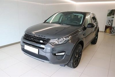 Land Rover Discovery Sport 2,0 TD4 4WD SE Aut. bei fahrzeuge.strauss.landrover-vertragspartner.at in