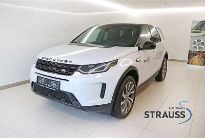 Land Rover Discovery Sport D180 4WD Aut. SE bei fahrzeuge.strauss.landrover-vertragspartner.at in