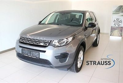 Land Rover Discovery Sport 2,0 TD4 4WD Pure bei fahrzeuge.strauss.landrover-vertragspartner.at in