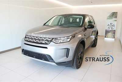 Land Rover DISCOVERY SPORT D150 AUT EXPERIENCE EDITION bei fahrzeuge.strauss.landrover-vertragspartner.at in