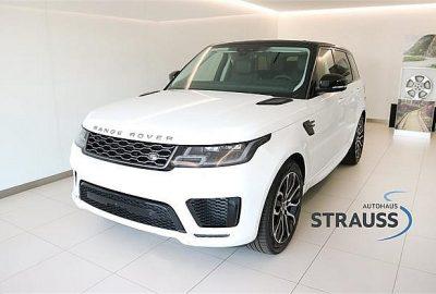 Land Rover Range Rover Sport 3,0 i6 D250 MHEV HSE Dynamic Aut. bei fahrzeuge.strauss.landrover-vertragspartner.at in